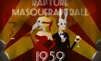 1958 New Year's Eve Party in Rapture