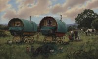 Ravenloft Gypsy Camp